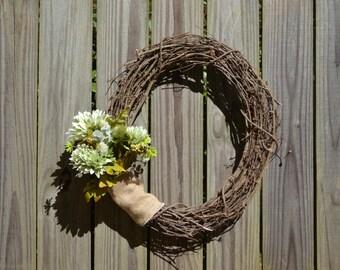 18' Simple Elegance Wreath