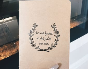 Mind Mini Journal