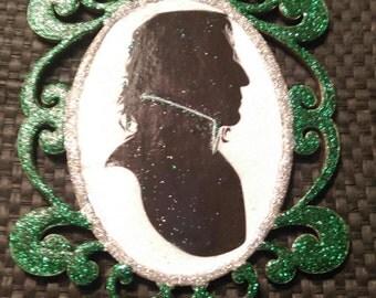 Severus Snape Ornament