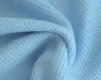 Cozy knit, light blue, art. 7649
