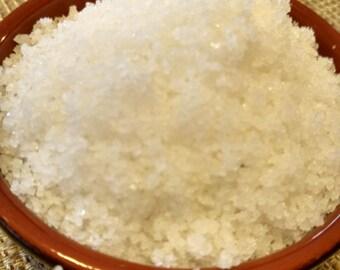 Greek Fleur de Sel - Best Salt of the world - Organic