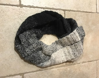 Braided Infinity Scarf Pattern