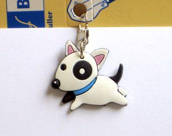 Birch Dog Design Zip Puller