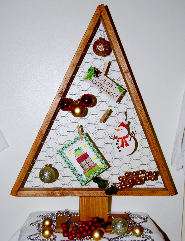 Christmas tree ornament display -  45 00
