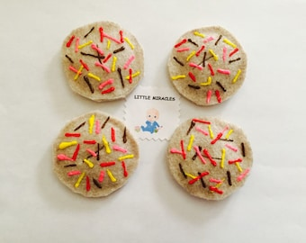 LM 40 Baby Sprinkle Cookie Baby Shower Favor Game