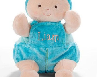 Last two --- Personalized Soft Safe Cuddly Boy Doll