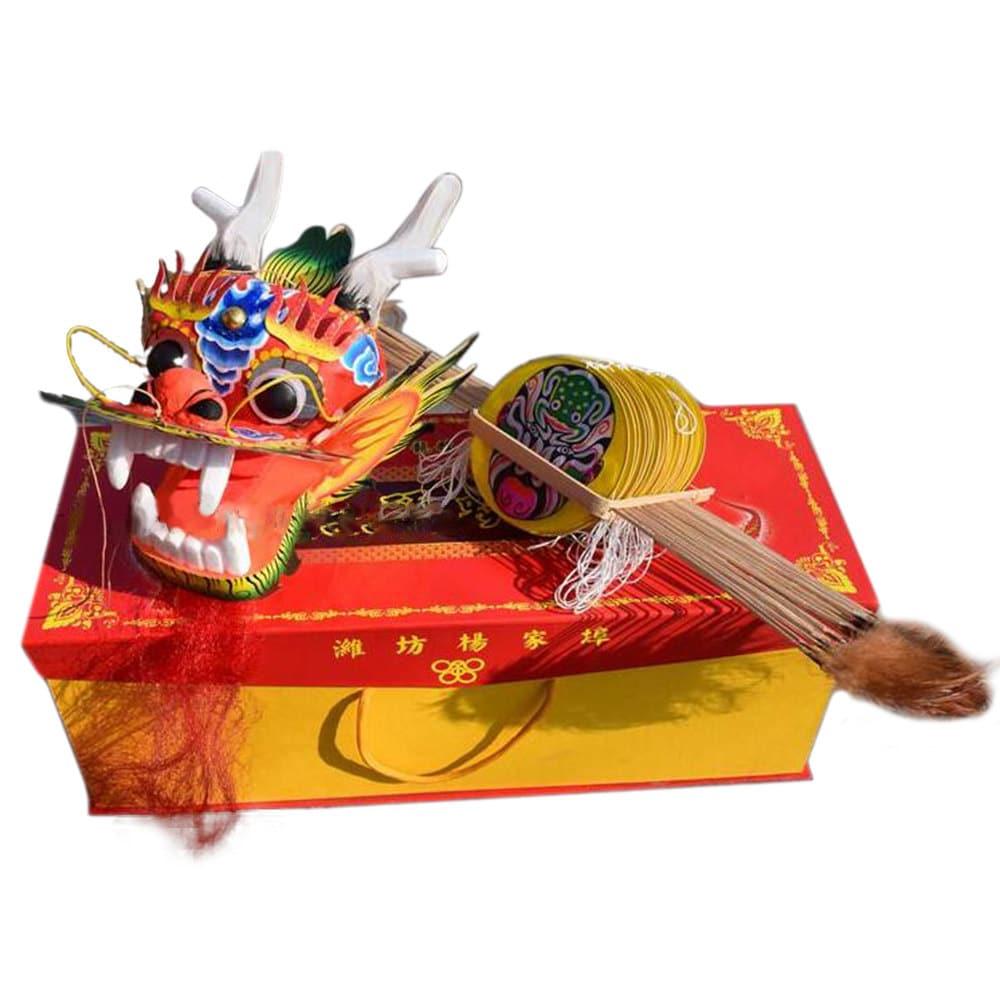 Dragon kite ornamental type kite handmade kite home decoration for Decoration kite