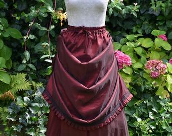 Brittney skirt, victorian skirt, gothic skirt, steampunk skirt