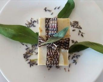 Lavender & Sage Soap
