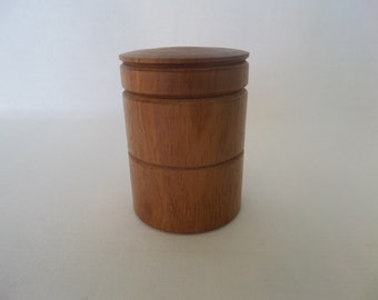 Circular Lidded Box