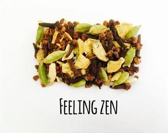 Feeling Zen - Test Tube Tea