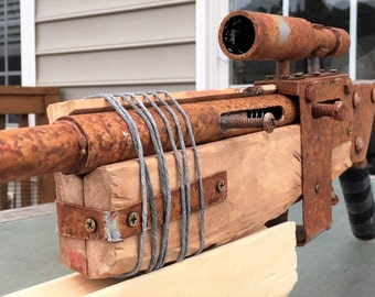 Fallout 4 cosplay sniper rifle