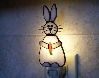 Mr. Rabbit Night Light
