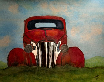 Put out to pasture Print