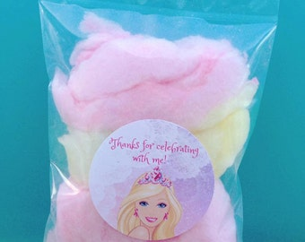 Cotton Candy Favors (20) Cotton Candy Bags  Goodie Bags   Cotton Candy Gifts   Cotton Candy Favors   Different Favour   Cotton Candy Favours