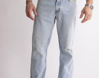 Vintage 90s Classic 505 Levis Jeans