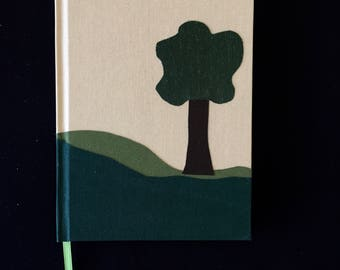 Hard Cover Tree Journal