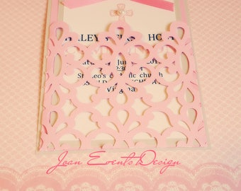 First Communion/ Baptism Invitations