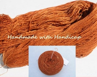Hand-dyed sock yarn 75/25 100 g