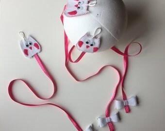 Hair accessories holder