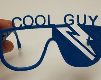 3D Printed Sun Glasses