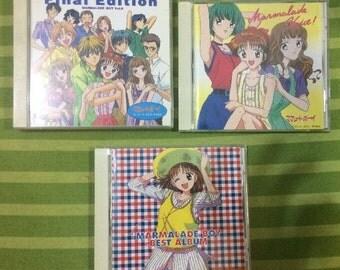 1990s Japan Anime Marmalade Boy Soundtrack Music Best Album CD Collection