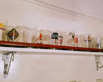 Complete Pint Glass Pete Display
