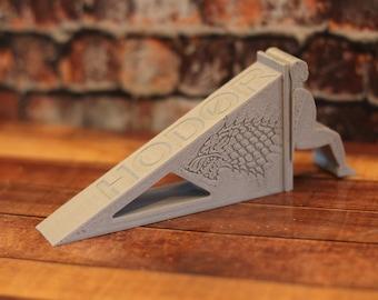 HODOR Door Stop / Game of Thrones 3D Printed