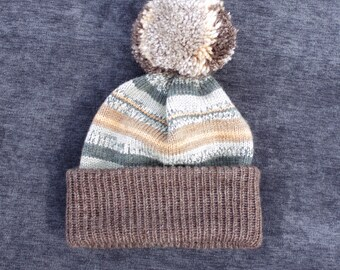 IN STOCK: Warm hat - Knitted hat - Winter hat - children hat