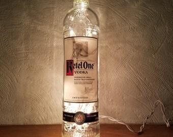 Ketel One Bottle Light