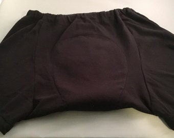 Boxer Briefs -  Zorb - Absorbent Underwear - Incontinence Underwear - Bed wetting -  Adult Incontinence - 100% Organic Cotton Outer Material