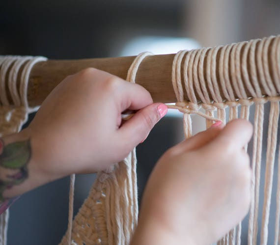 Private Macrame Classes [Oakland and SF Only]