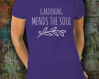 Gardening Clothing, Gardening Shirt, Gardening Tee, Best Gardening Gift, Gardening T-shirt, Garden shirt, Comfortable Shirt, Seed Lover Gift