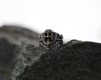 Silver Ring Handcrafted Jewelry Weight 10.20g