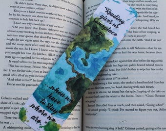 World bookmark