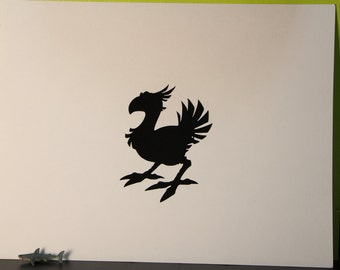 Chocobo Decal