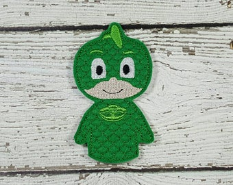 Gecko Finger Puppet - Pj Masks Finger Puppets