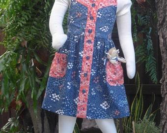 Cloud9 Girls Pocket Dolly Dress Size 3