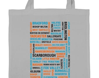 Tour o' Yorkshire Cotton Shopper