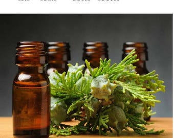 Pure & Natural Cypress  Essential Oil.Aromatherapy. Massage .