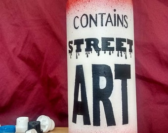 Contains Street Art!