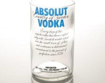 Absolut Vodka Candleholder
