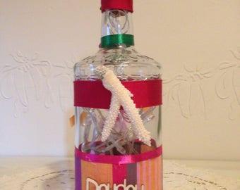 "Lamp bottle ""Sweetness of the Islands"""