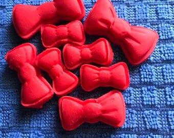 Delicious Fondant bows (12ct)