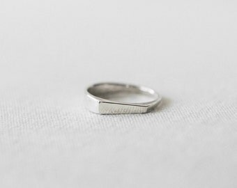 Simple Silver Ring, Stackable Ring, Minimalist Jewellery, silver rings for women, dainty silver jewellery, thin Ring, dainty rings,