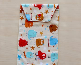 Diaper Clutch, Diaper Pouch, Diaper Bag, Baby Shower Gift,Baby Shower Gift, Diaper Holder, Bag Organizer, Wipes Case
