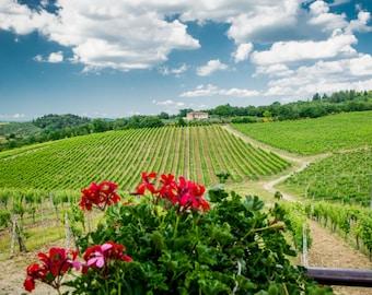 Chianti Tuscany, Italy Photography, Italian Countryside Tuscany Photography