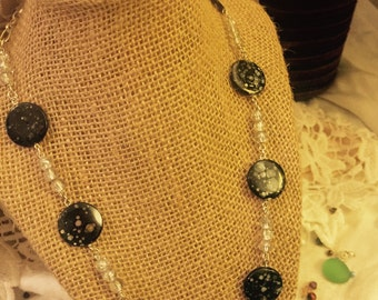 Dress me country chic necklace