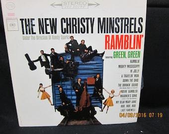 "New Christy Minstrels ""Ramblin"" - Columbia 1963"
