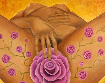 Giclee Print: Sacred Pleasure